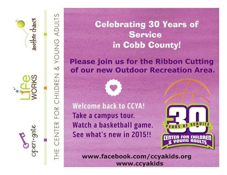 30 Yrs. of Service Invite (back)