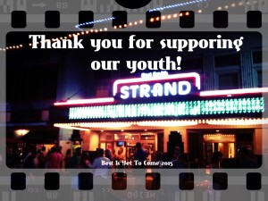 BYTC 2015 Thank You