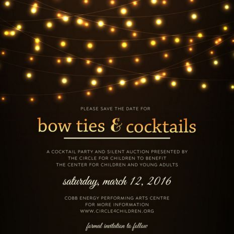 2016 Bow Ties & Cocktails